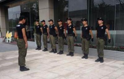 湖南保安公司